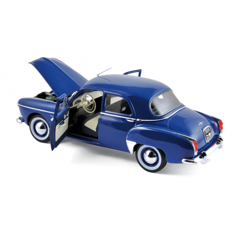 118 1959 Renault Fregate Capri Blue