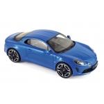 1:18 2018 Alpine A110 Legende - Alpine Blue