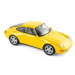 1:18 1994 Porsche 911 Carrera - Yellow