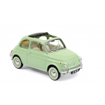 1:18 1968 Fiat 500 L - Light green with special BIRTH pack