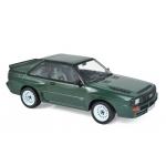 1:18 1985 Audi Sport quattro - Dark Green