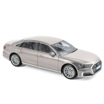 1:18 2018 Audi A8 L - Silver