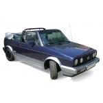 1:18 1992 Volkswagen Golf Cabriolet  - Blue metallic