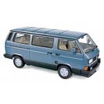 1:18 1990 VW Multivan - Light Blue metallic