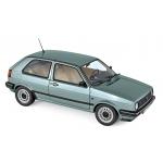1:18 1987 VW Golf CL - Light Green metallic