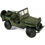 1:18 1942 Jeep  - Green