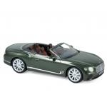 1:43 2019 Bentley Continental GT Convertible - Verdant metallic