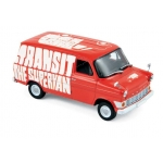 1:43 1965 Ford Transit Van - Red