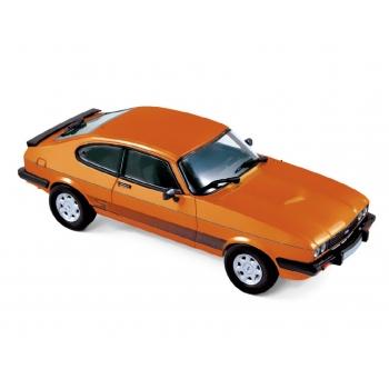 1:43 1986 Ford Capri S - Orange