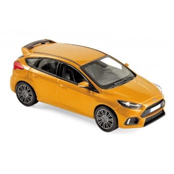 1:43 2018 Ford Focus RS - Orange Metallic