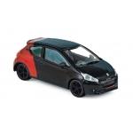 MINIJETS 2014 Peugeot 208 GTi 30th - Black x 6