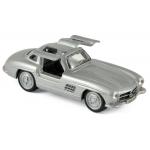 MINIJETS 1955 Mercedes-Benz 300 SL - Silver x 6