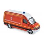 MINIJETS Mercedes Sprinter - Pompiers x 6