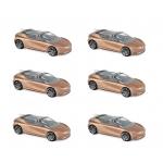 1:64 2017 Renault Symbioz 2017 - Copper x 6