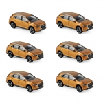 1:64 2018 DS 7 Crossback - Gold x 6