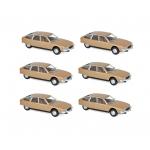 1:64 1974 Citroen CX 1974 - Sand Beige Metallic x 6pcs