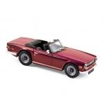 1:43 1970 Triumph TR6 - Damson Red