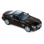 1:43 2012 Mercedes-Benz SL 350 - Black