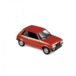 1:43 1979 Peugeot 104 ZS - Corail Red