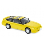 1:43 1989 Nissan 180SX - Yellow