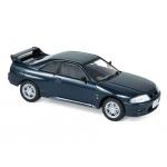1:43 1995 Nissan Skyline R33 GT-R - Blue Metallic