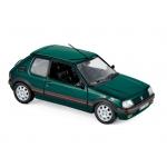 1:43 1992 Peugeot 205 GTi 1.9 - Sorrento Green