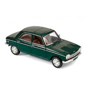 1:43 1966 Peugeot 204 - Antique Green