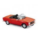 1:43 1973 Peugeot 304 Cabriolet S - Red