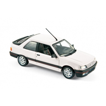 1:43 1987 Peugeot 309 GTi - Meije White