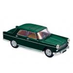 1:43 1965 Peugeot 404 - Antique Green
