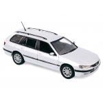 1:43 2003 Peugeot 406 Break - Banquise White