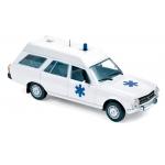1:43 1979  Peugeot 504 Break - Ambulance