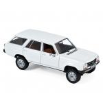 1:43 1980 Peugeot 504 Break Dangel - Alaska White
