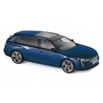 1:43 2018 Peugeot 508 SW - Dark Blue