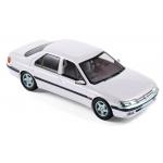 1:43 1998 Peugeot 605 - White