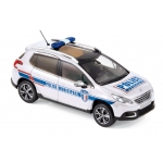 1:43 2013 Peugeot 2008 - Police Municipale
