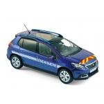 1:43 2016 Peugeot 2008  - Gendarmerie