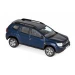 1:43 2018 Dacia Duster - Navy Blue