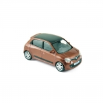 1:43 2014 Renault Twingo - Brown