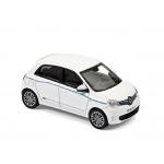 1:43 2020 Renault Twingo Z.E. - White