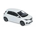 1:43 2020  Renault Zoe ZE50 - Pearl White