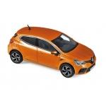 1:43 2019 Renault Clio R.S. Line - Valencia Orange