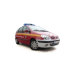 1:43 Renault Scenic 2000 - Pompiers