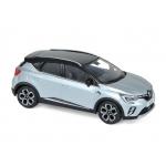 1:43 2020 Renault Captur - Silver & Black