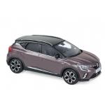 1:43 2020 Renault Captur - Cassiopee Grey & Black roof