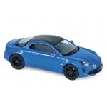 1:43 2019 Alpine A110 S - Alpine Blue
