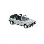1:43 1981 Volkswagen Golf Cabriolet - Silver