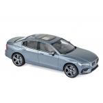 1:43 2018 Volvo S60 - Osmium Grey