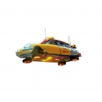 1:43 DS Flying Taxi 2015 BTTF