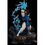 Raiden Statue